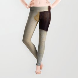 Gustav Klimt - Portrait of Helene Klimt Leggings