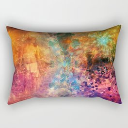 Journey Through The Unknown Rectangular Pillow