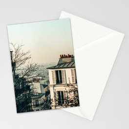 Paris Early Spring Stationery Cards