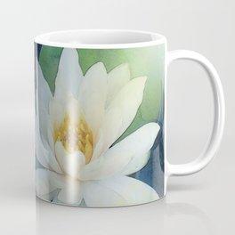 Serenity Prayer Lotus One Coffee Mug