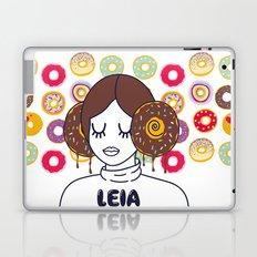 Princess Donut Leia Laptop & iPad Skin