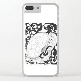 El Zodiaco De Riendo Clear iPhone Case