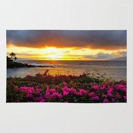 West Maui Sunset Rug