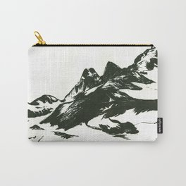Mountains Carry-All Pouch
