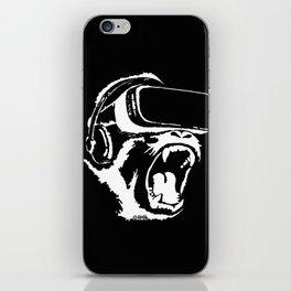 VR Gorilla iPhone Skin