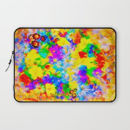 Floral Feast I Laptop Sleeve