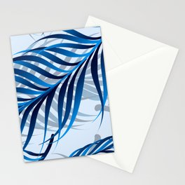 Blue Tropic Stationery Cards