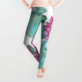 Lily Pads Leggings
