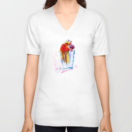 Beautiful gift Unisex V-Neck