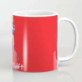 Sailor Swift 1989 Coffee Mug