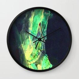 Gozar es tan parecido al Amor Wall Clock