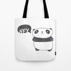 Panda Friend Tote Bag