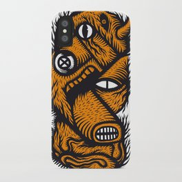 Le mangeur - the print! iPhone Case