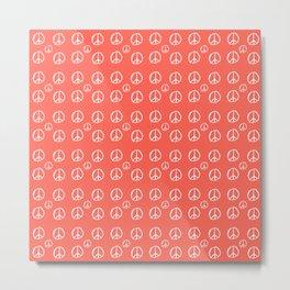 Symbol of peace 3 Metal Print