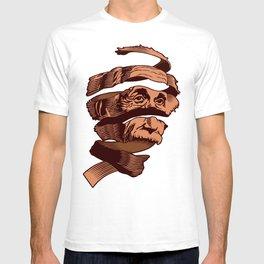 E=M.C. Escher T-shirt