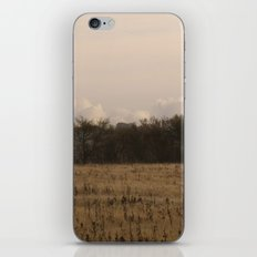 Old Fields iPhone & iPod Skin