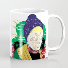 Filthy Animal Coffee Mug