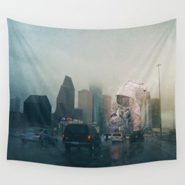 Traffic Jam Wall Tapestry