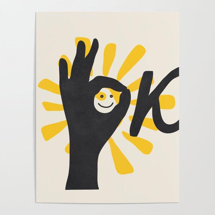 OK Poster