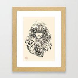 Euwelynn Framed Art Print