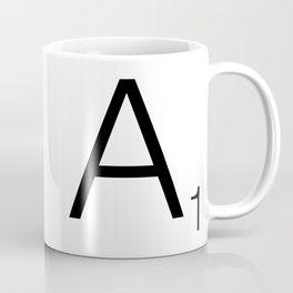 Scrabble A Coffee Mug