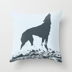Visit Canada Throw Pillow