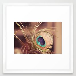 Metallic Framed Art Print