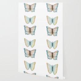 Butterfly watercolor Wallpaper