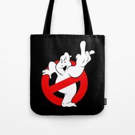 Ghostfinger Tote Bag