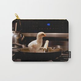 Fried Eggs Carry-All Pouch