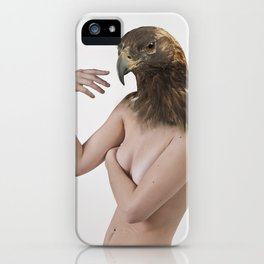 Therianthrope - Eagle iPhone Case