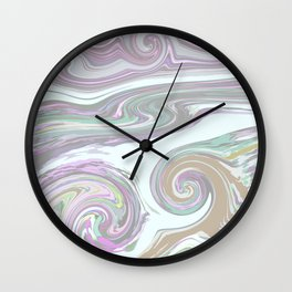 LIGHT MIX Wall Clock