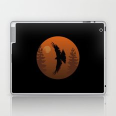 Red Kite (Forest) Laptop & iPad Skin