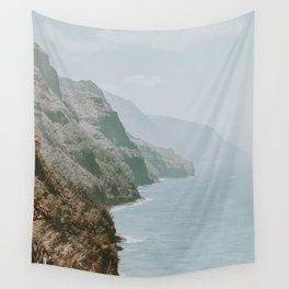 Summer Coast V / Kaui, Hawaii Wall Tapestry