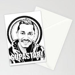 Supastar! Stationery Cards