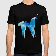 Blade Runner| Unicorn Black Mens Fitted Tee LARGE
