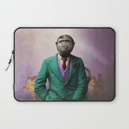 Bradley was a Young Gorilla with BIG Dreams Laptop Sleeve