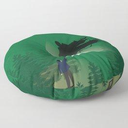 Patronum Floor Pillow
