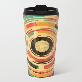 Space Odyssey Metal Travel Mug