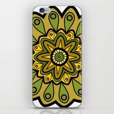 Flower 14 iPhone & iPod Skin