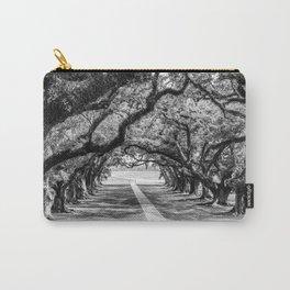 Louisiana Path Through the Oaks Carry-All Pouch