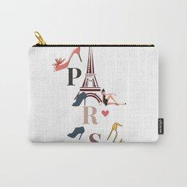 Paris city light Carry-All Pouch