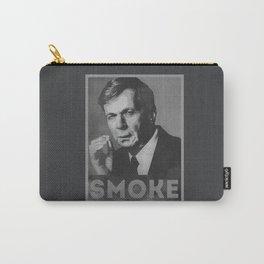 Smoke! Funny Obama Hope Parody (Smoking Man)  Carry-All Pouch