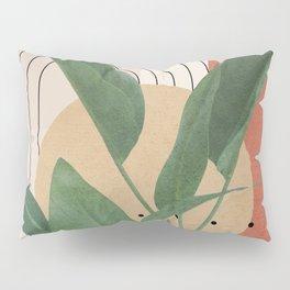Nature Geometry V Pillow Sham