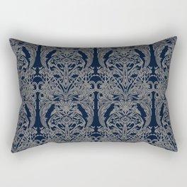The Grand Salon, Midnight Rectangular Pillow