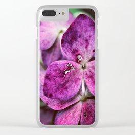 Regina Clear iPhone Case