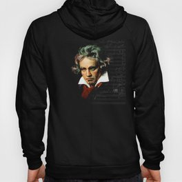 Beethoven - Music Demon Hoody