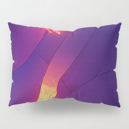 Glowing Hands 3 Pillow Sham