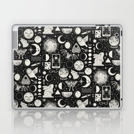 Lunar Pattern: Eclipse Laptop & iPad Skin
