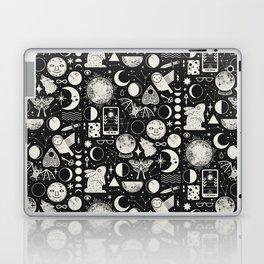 Lunar Pattern: Eclipse Laptop & iPad Skin